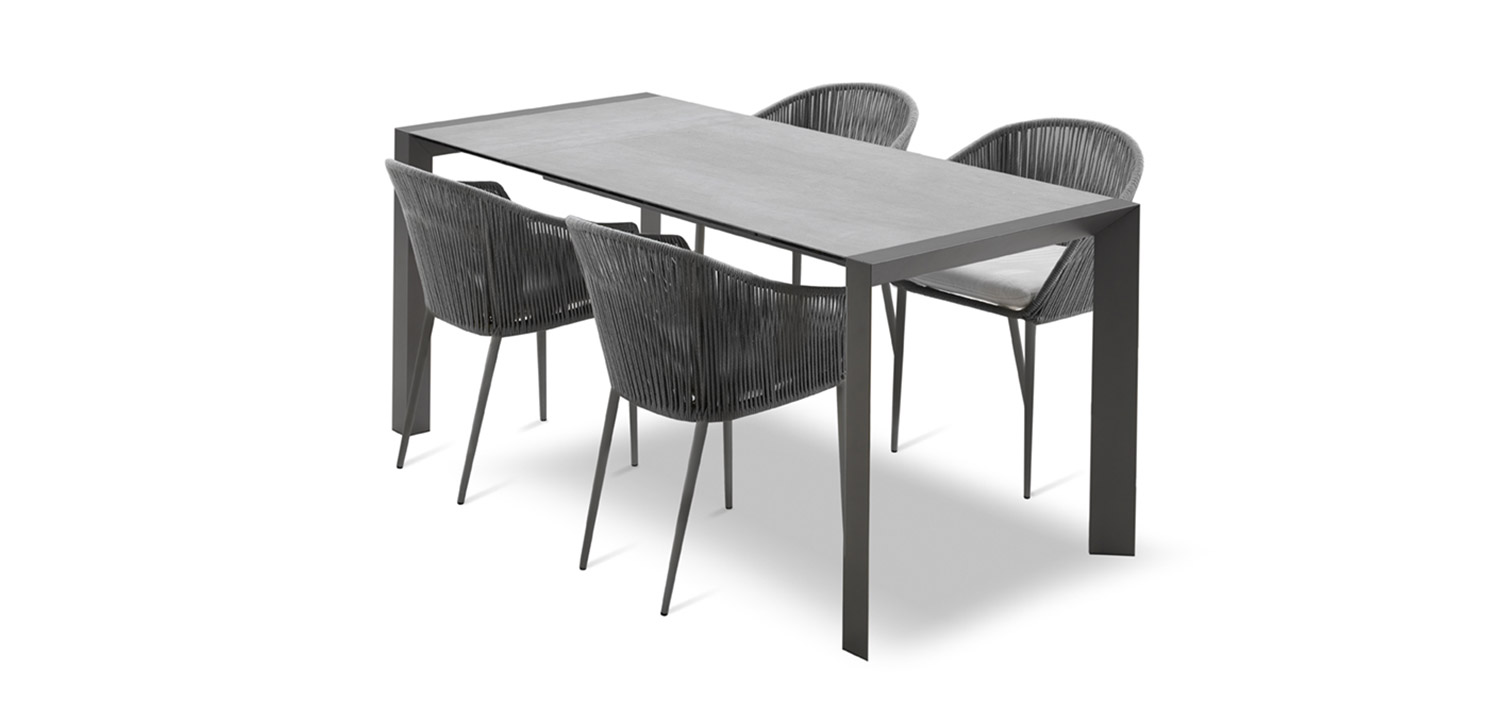 Domino Extension Dining Table