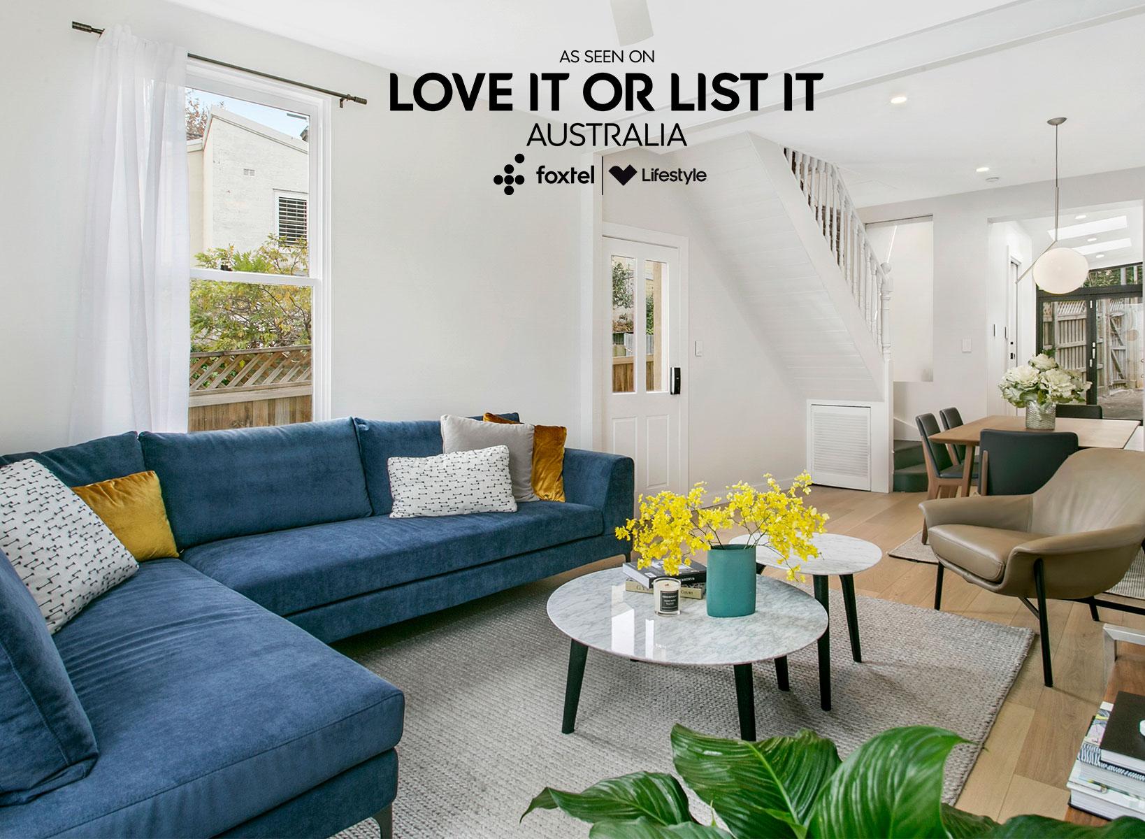 Love It Or List It Episode 4 - King Living