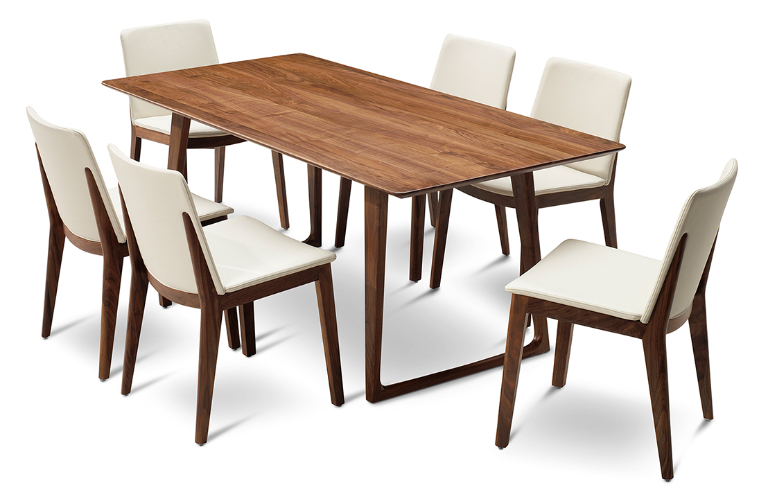 canyon rectangle dining table 1800